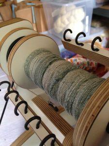 2015-08-19 Spinnprojekt