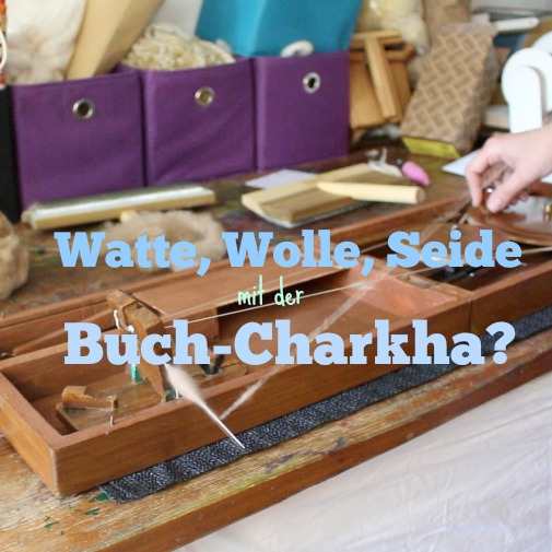 Was kann die Charkha? – chantimanou handSpinnerey